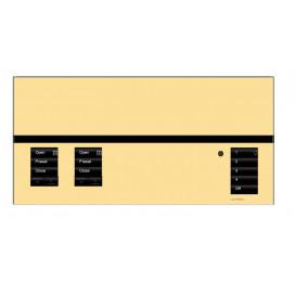Placa GrafikEyeQS 2 Shade Metales con grabado