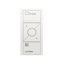 Control Lutron Pico wireless (grabado shade text) 3 Botones + RL