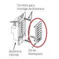 Kit de botones para HQRD-H6BRL-XX
