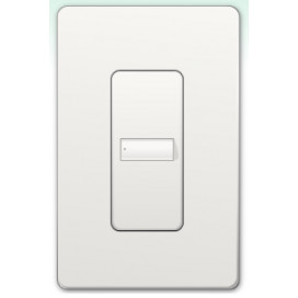 Botonera Homeworks QS cableada 1 boton