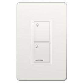 Control Pico cableado (grabado iconos light) 2 Botones