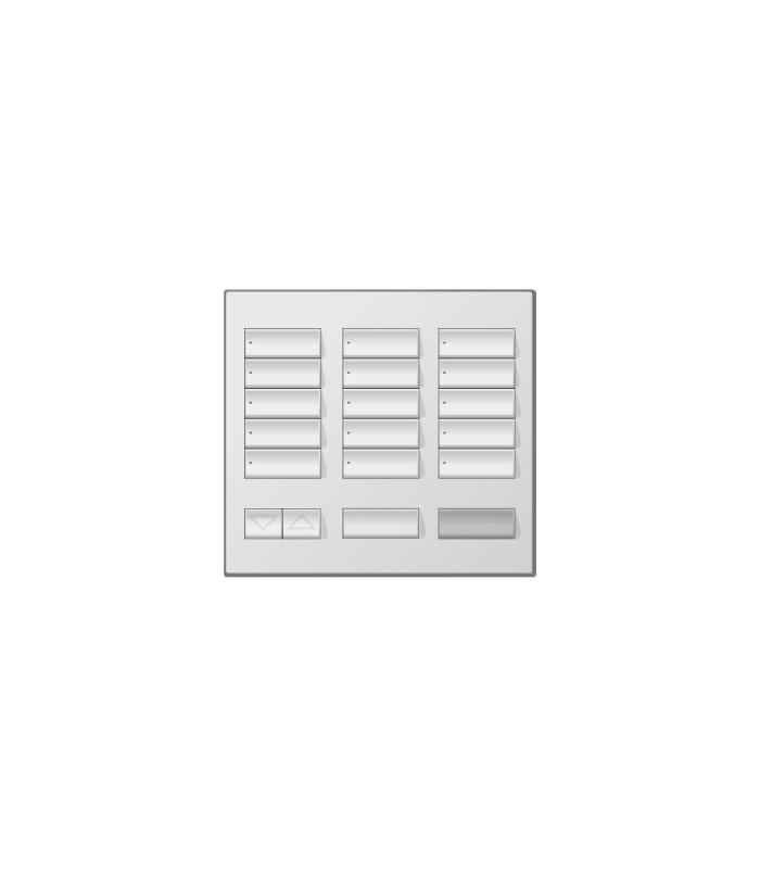 Control Inalambrico Lutron Homeworks 15 Botones