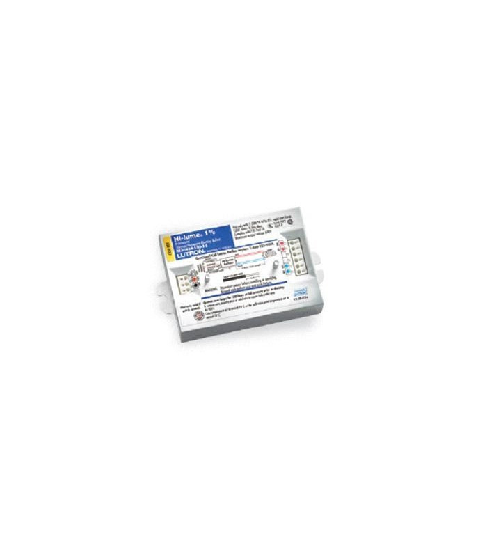 Balasto HI-LUME 1% 277V 1X26W CFL