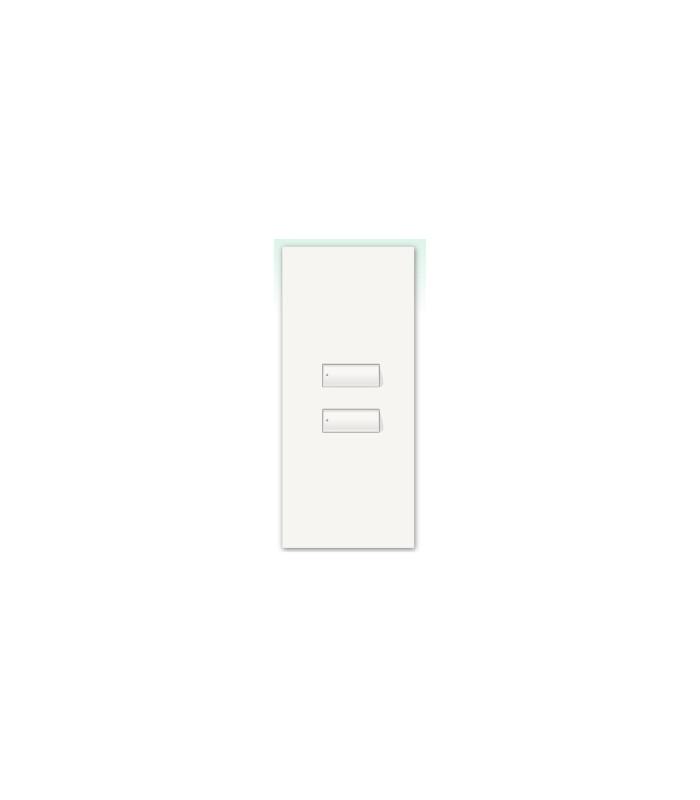 Kit para botonera Architrave 2 botones