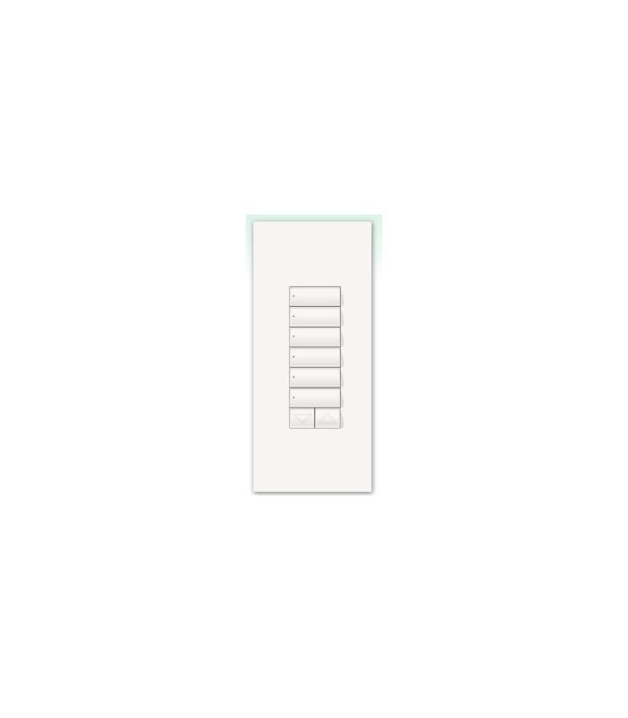 Kit para botonera Architrave 6 botones + RL