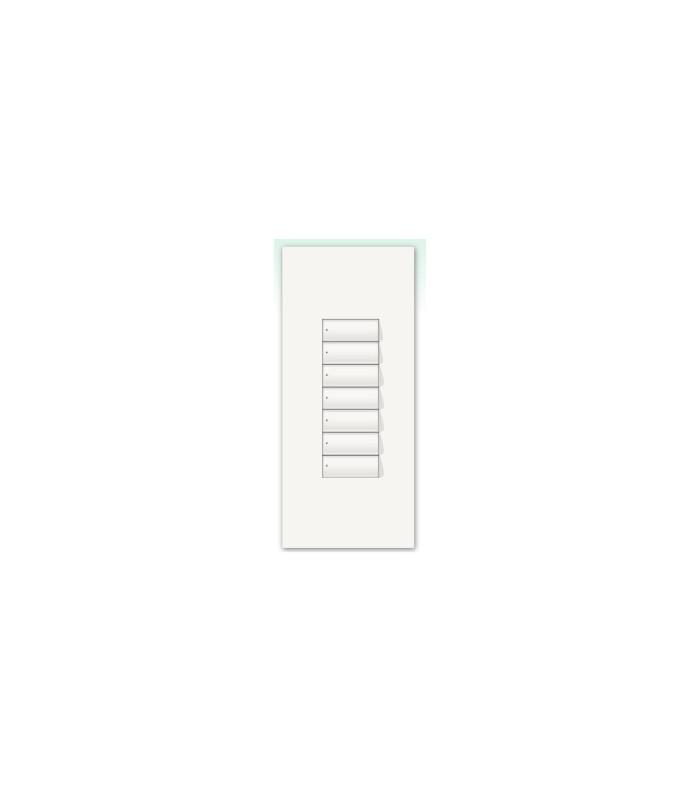 Kit para botonera Architrave 7 botones