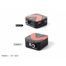 Convertidor Optico/Coaxial