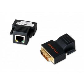 Extender DVI sin alimentación hasta 160ft a 1920x1200