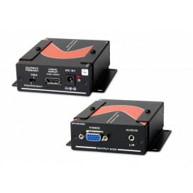 Convertidor HDMI a VGA/Componentes (No HDCP)