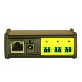 iTach TCP/IP cableado a Contactos secos con PoE (IP2CC-P)