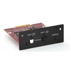 ControlSpace® ESP-00 Tarjeta de salida ESPLink 8-Canales