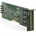 Tarjeta de entrada 8 canales ControlSpace® AES3