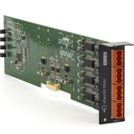 Tarjeta de salida de 8 canales ControlSpace® AES3