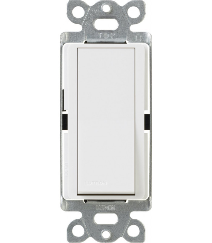 Interruptor LUTRON CLARO Colores Brillantes