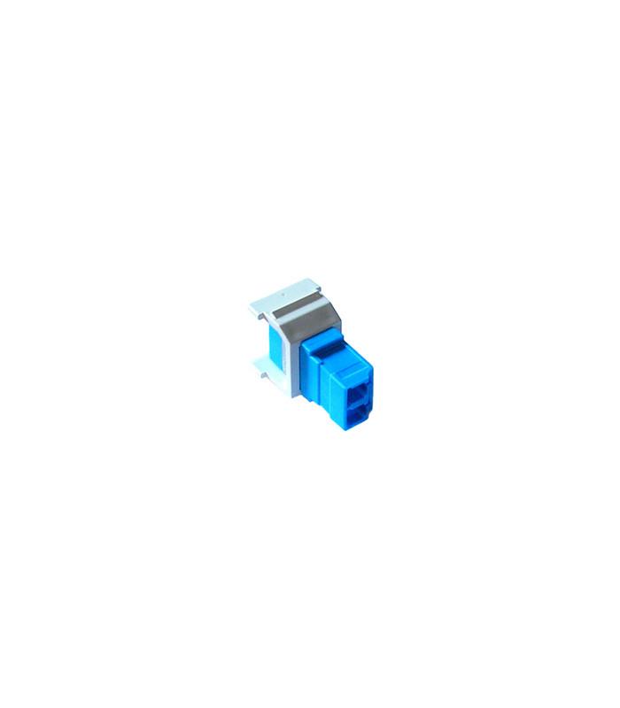 Conector LC NON-FLUSH FIBER Color WH lutron