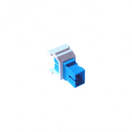 Conector SATIN COLORS SIMPLEX FIBER Color WH