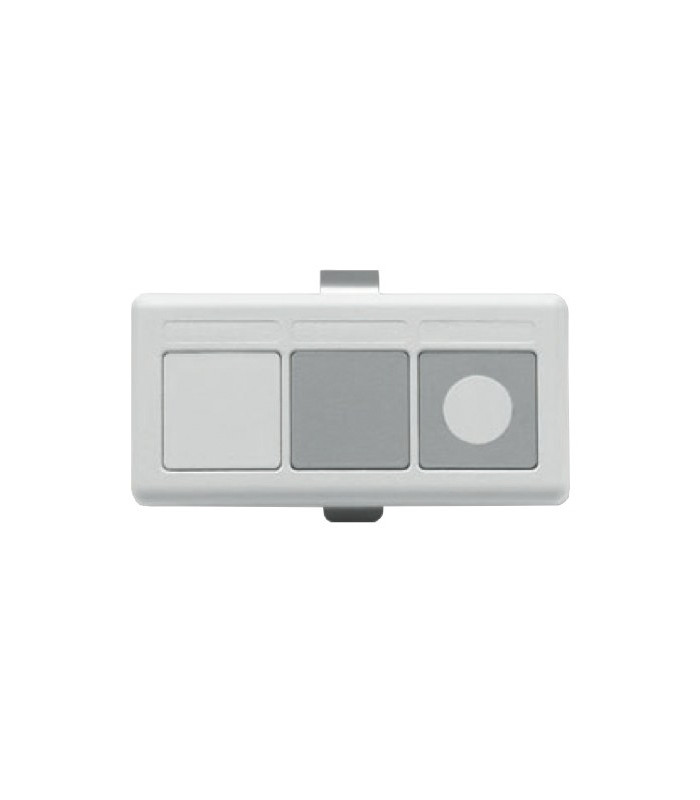 control transmisor 3 botones visor