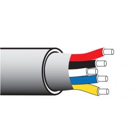 ECOSYSTEM 6 cable conductor blindado plenum