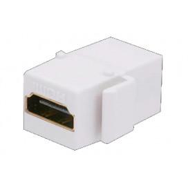 Keystone Jack HDMI (Blanco)