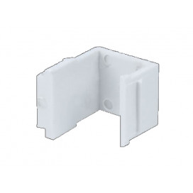 Tapa ciega para Wall Plate Pack (Blanco)