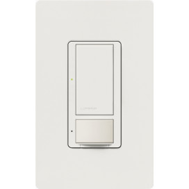 Sensor Interruptor Vacancia MAESTRO 600W/3Vias Colores Brillantes