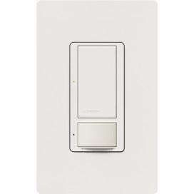 Sensor Interruptor Vacancia MAESTRO 600W/3Vias Colores Brillantes empaque blister
