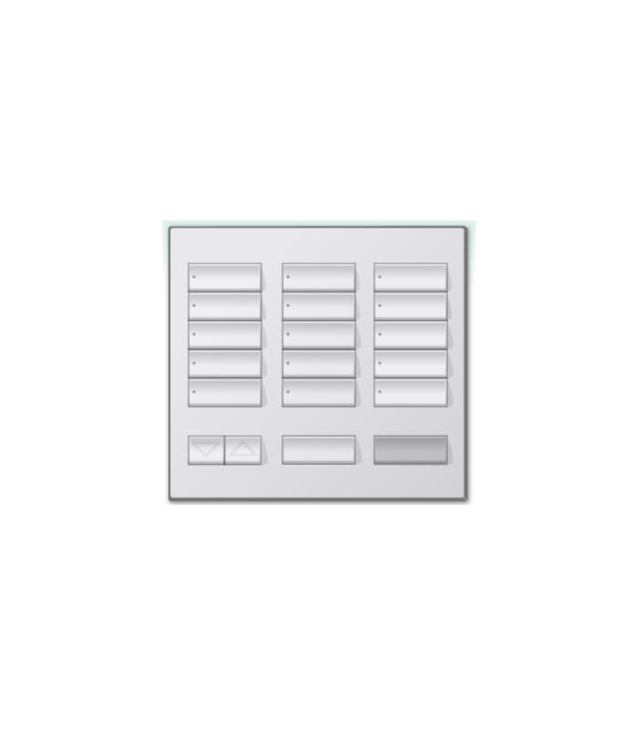 Kit botonera de 15 botones con grabado
