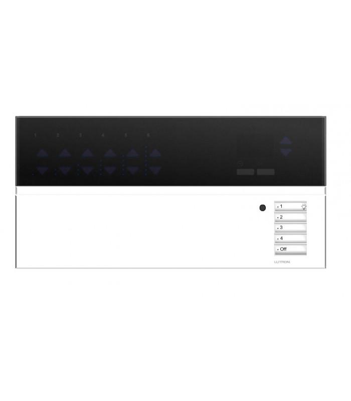 Placa GrafikEyeQS 0 Shades SATIN COLORS con grabado y Tapa trasluz