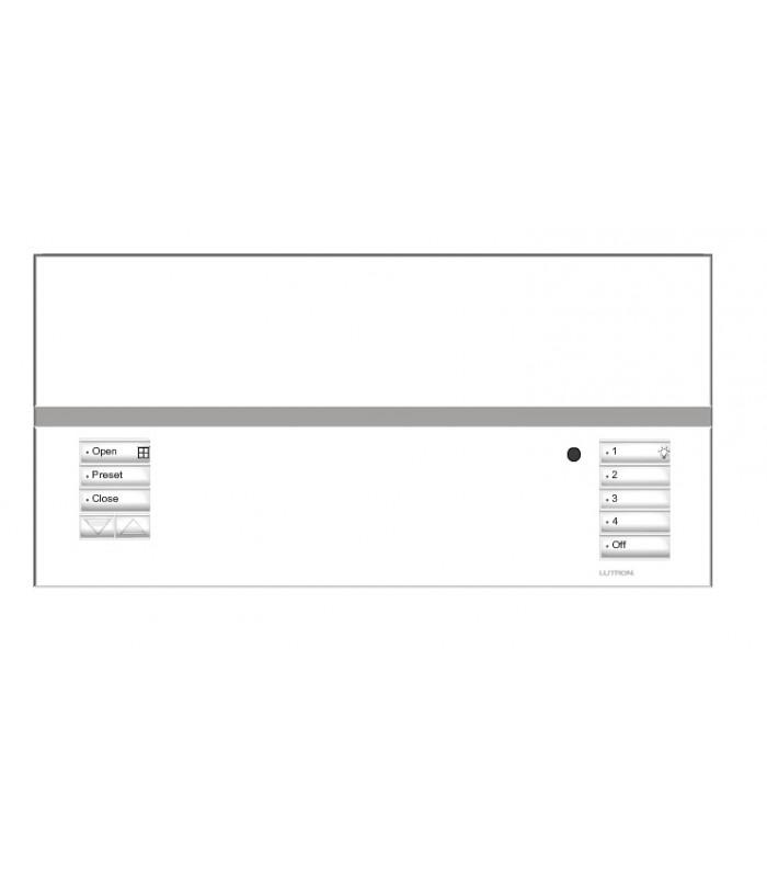 Placa GrafikEyeQS 1 Shade SATIN COLORS con grabado