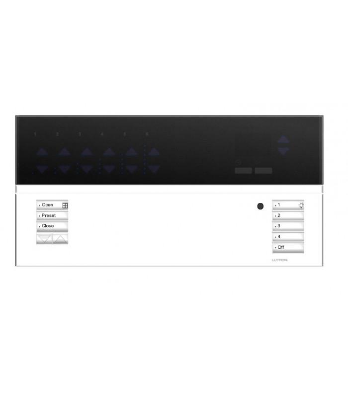 Placa GrafikEyeQS 1 Shade SATIN COLORS con grabado y Tapa trasluz