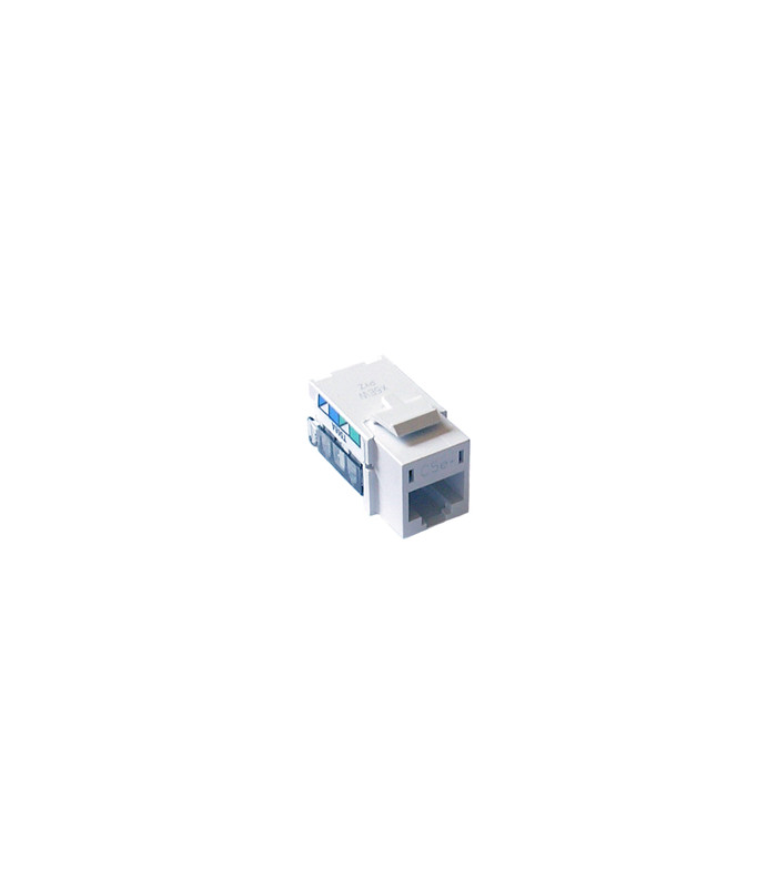 Conector CAT 5E PHONE JACK Colores brillantes Lutron
