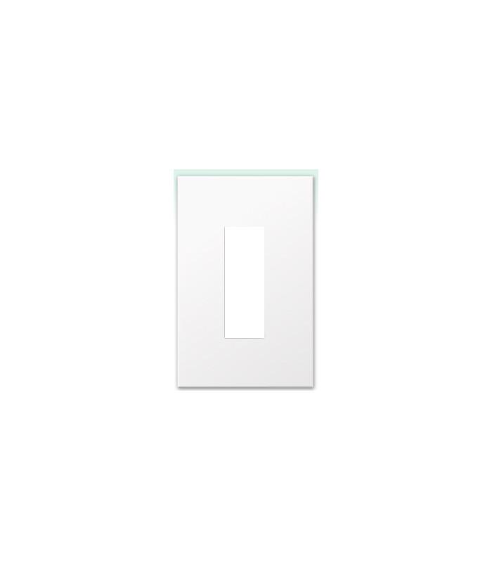 Placa de vidrio para botonera W7BN