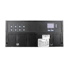 Lutron QSG 434 MHZ 4 zonas TRIAC unidad principal sin tapa