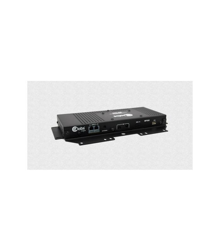 Reproductor de medios digitales HD, hasta 1080p (Tarjeta CF 4GB incluida)
