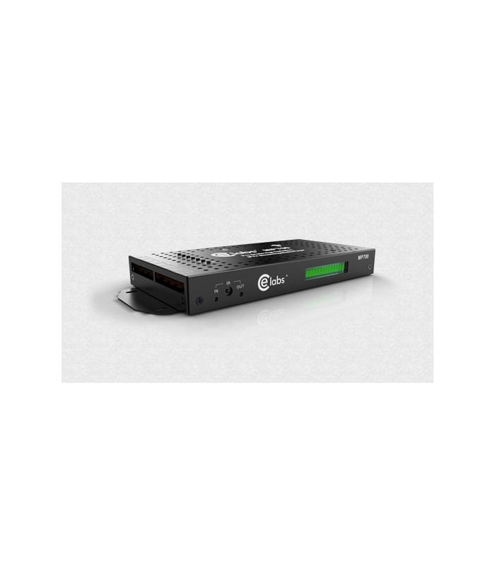 HD Network Digital Media Player HDMI, VGA, Component, Digital, analog Audio