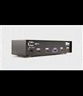 Selector HDMI 4 in 1 out con remoto