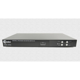 Procesador Video Wall Full 1080P Inputs/Outputs HDMI. 1 o 4 Inputs y 4 Outputs