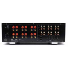 ELAN D12: Amplificador Digital de 12 canales