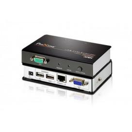 Extender KVM USB por Cat5 ATEN VGA.