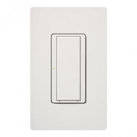 Interruptor 8A doble voltaje sin neutro Colores Satin