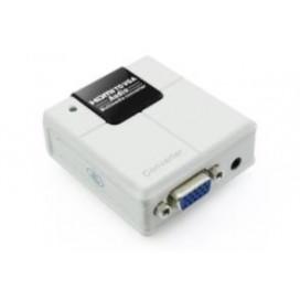 CONVERTIDOR 3G/HD/SD-SDI A HDMI. ATEN, VC480.