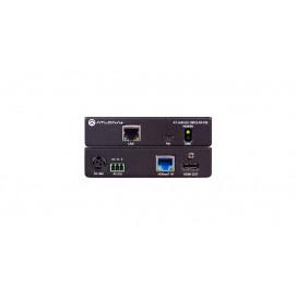 Receptor 4K/UHD 100M HDBaseT (Con fuente de poder)