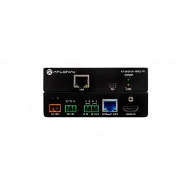 Transmisor HDBaseT 4K/UHD 100m con ethernet y control