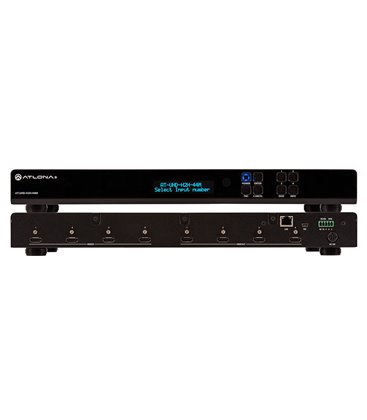 Matrix Switcher 4x4 4K/UHD