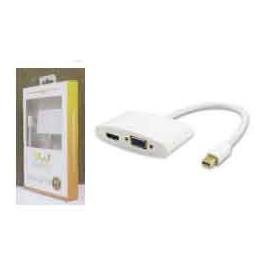 ADAPTADOR MDP.A VGA+HDMI FLK-0021