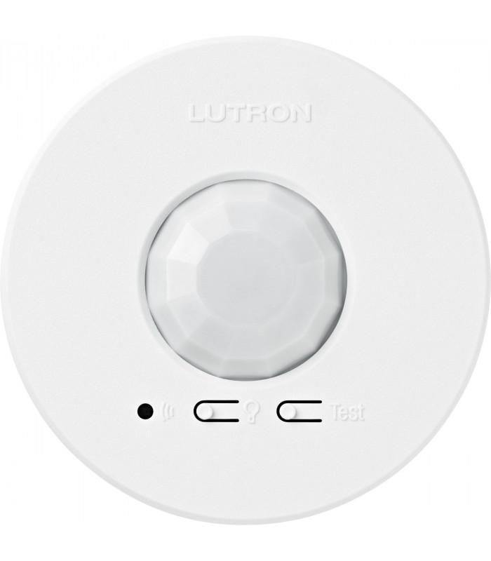 sensor de vacancia - de techo - blanco - Lutron