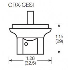 sensor luz de dia Interiores (techo)