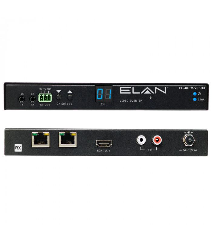 Elan VIP EL-4KPM-VIP-RX Extender Over IP Receptor