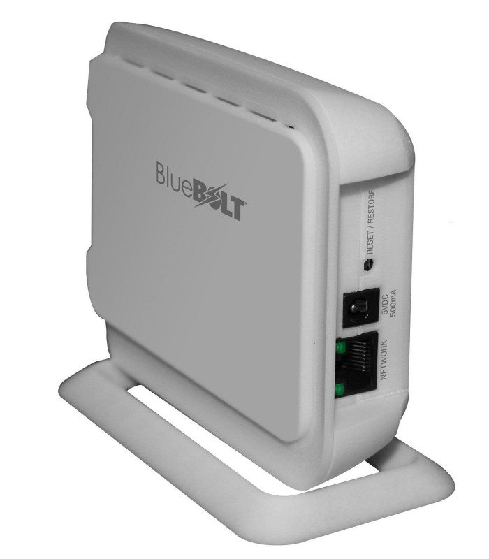 BlueBOLT Ethernet To ZigBee SmartPlug Gateway For SP-1000/MD2-ZB