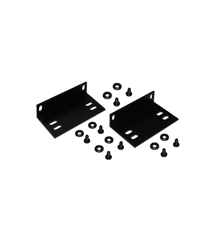 Rack Mount Kit / Double - (M5100-PM and MR5000 Series Products)